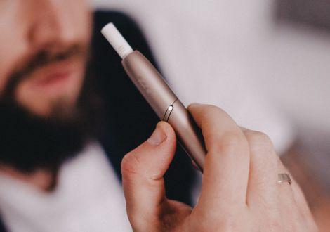 Електронні сигарети та тромби