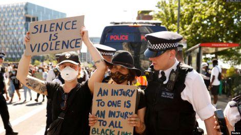 Протести у США та коронавірус