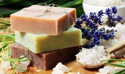 Натуральне мило ефективне для шкіри