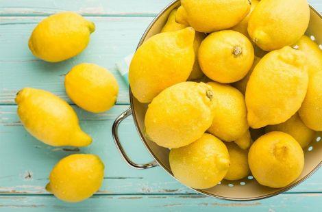 Лимони у косметології