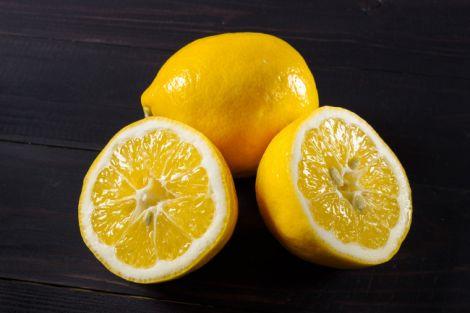 Лимони очистять організм від токсинів
