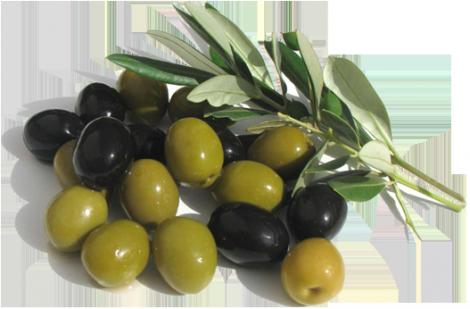Їжте оливки