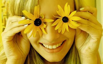 посмішка покращить фізичне та моральне самопочуття