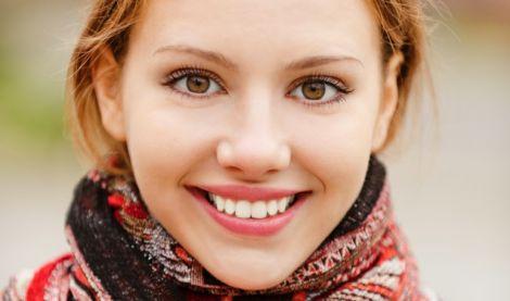 Щира посмішка