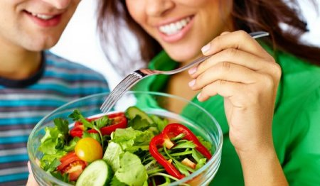 Їжте корисні продукти