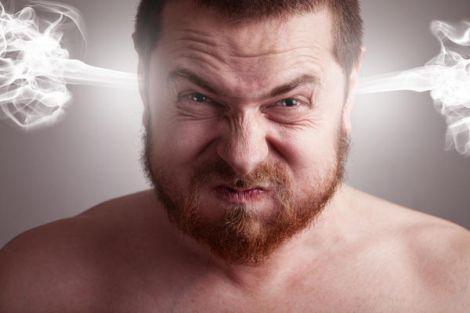 Можливо, ваша агресія не викликана дрібницями