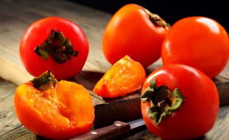 Хурма - зимова ягода