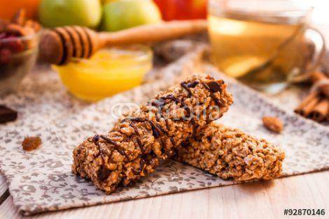 Гранола - солодощі, для тих хто на дієті