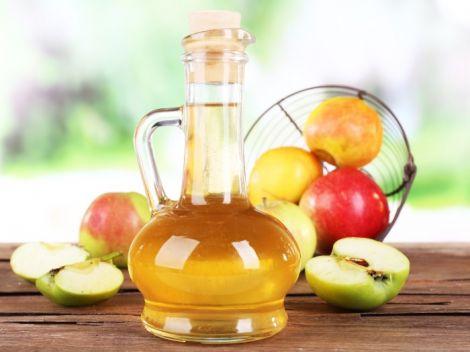 Яблучний оцет допоможе боротись з відчуттям голоду