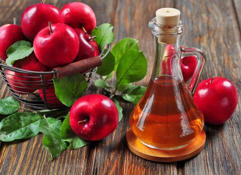 Корисні властивості яблучного оцту