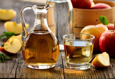 Вживання яблучного оцту продовжує життя
