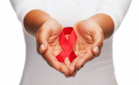 Статистика хворих на СНІД в Україні