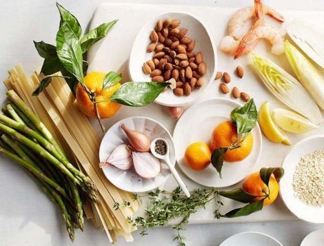 Правила антивікового харчування