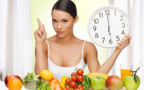 Режим дня, який сприяє схудненню