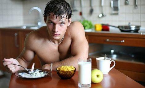 Харчування перед тренуванням
