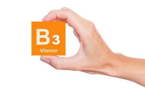 Корисний вітамін B3