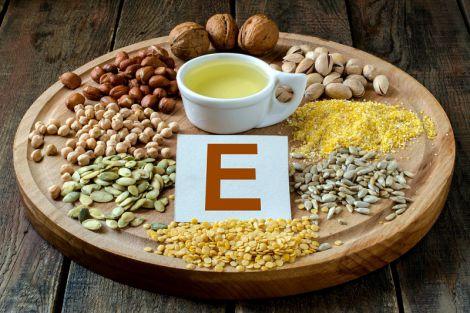 Користь вітаміну Е
