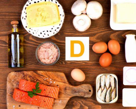 Надлишок вітаміну D