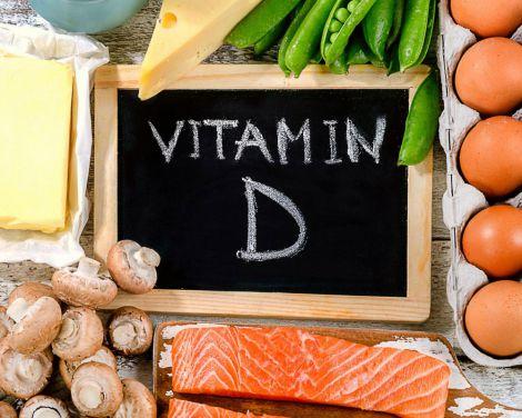Підвищення рівня вітаміну D