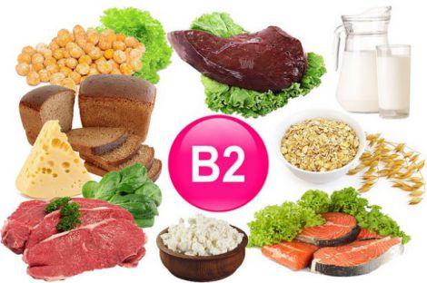 Користь вітаміну В2