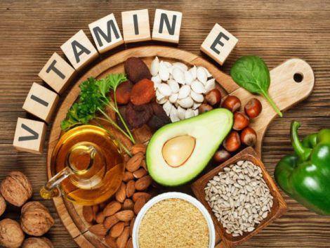Омолодження вітаміном Е