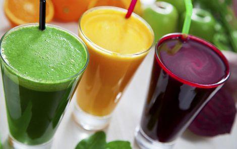 ТОП-3 детокс-напої для схуднення