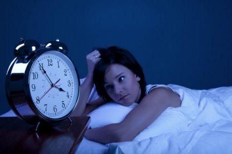 Хронічне безсоння