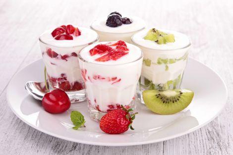 Чому корисно пити йогурти?