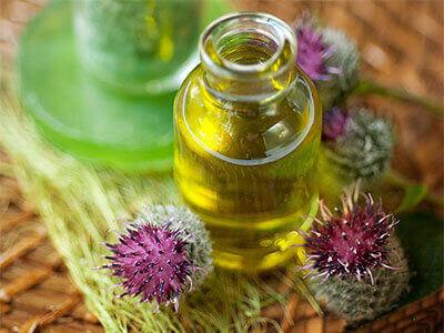 Як застосовують реп'яхову олію у косметології?
