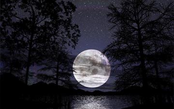 під час повні людям сняться найбільш красиві сни