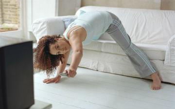 Поради, як правильно тренуватися вдома