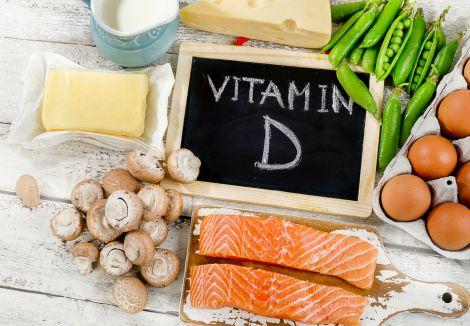 Як шкіра сигналізує про нестачу вітаміну D