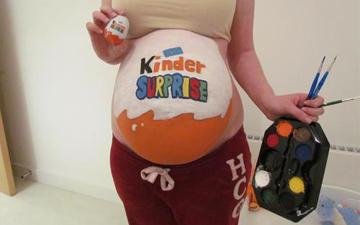вагітні жінки можуть розкрити у себе нові творчі здібності