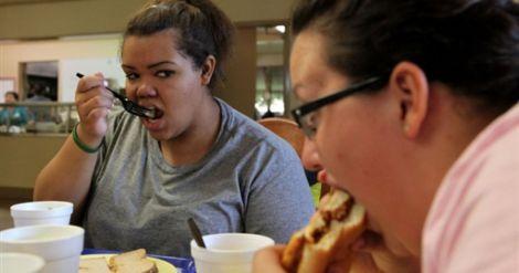 Ожиріння та тривожність