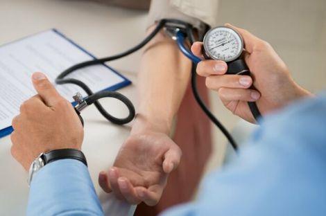 Ожиріння та підвищений тиск