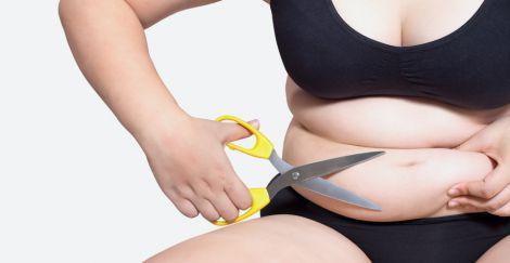 Люди з ожирінням не усвідомлюють свої проблеми