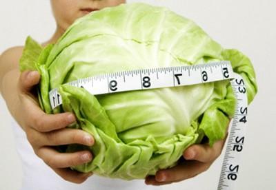Капустяна дієта  - 10 кг за три дні
