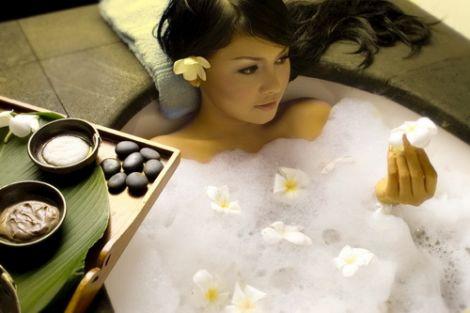 Можете чередувати такі ванни