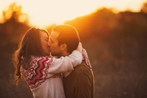 Поцілунки - найкраща прелюдія