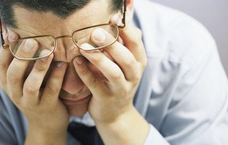 Від надмірного напруження виникає втома очей