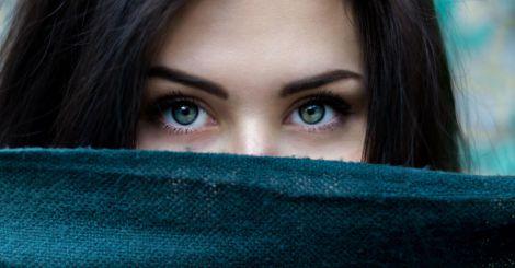 Догляд за очима взимку