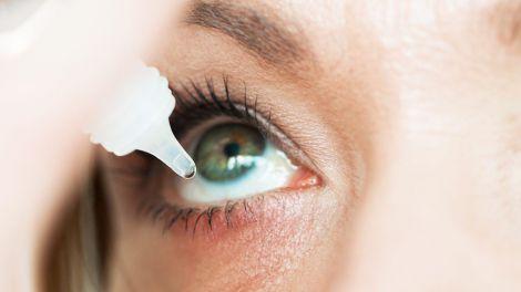 Причини болю в очах