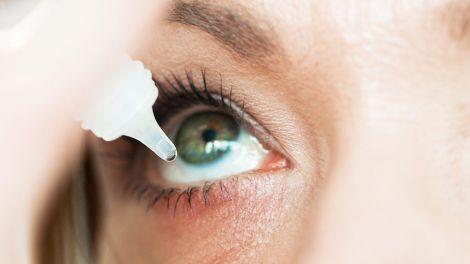 Чому болять очі?