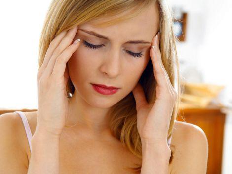 Головний біль може провокувати венозний застій