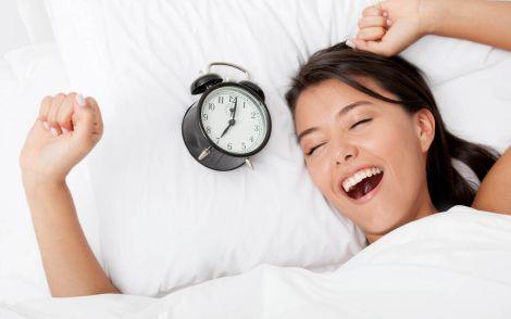 Прокидатись рано-вранці корисно для здоров'я