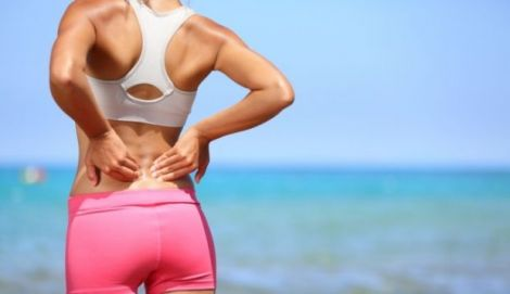 Народна медицина проти болю у спині