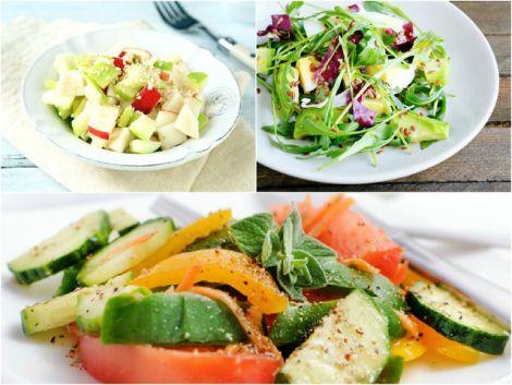 Літні салати