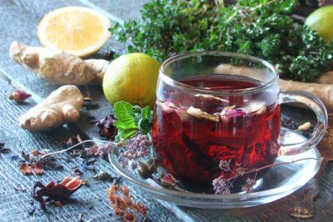 Чай каркаде для здоров'я
