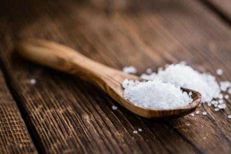 Сіль сприяє збільшенню маси тіла