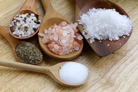 Надлишок солі в організмі